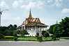 Phnom Penh - Royal Palace - Banquet Hall