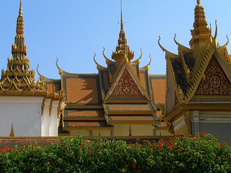 Royal Palace - Phnom Penh, Cambodia