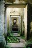 Siem Reap - Preah Khan - Corridor