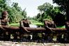 Siem Reap - Preah Khan - East Gate Moat
