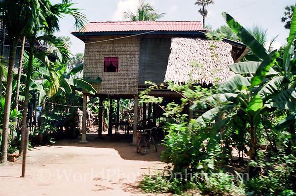 Rural Scene - House 2