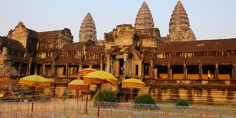 Angkor Wat - Siem Reap, Cambodia