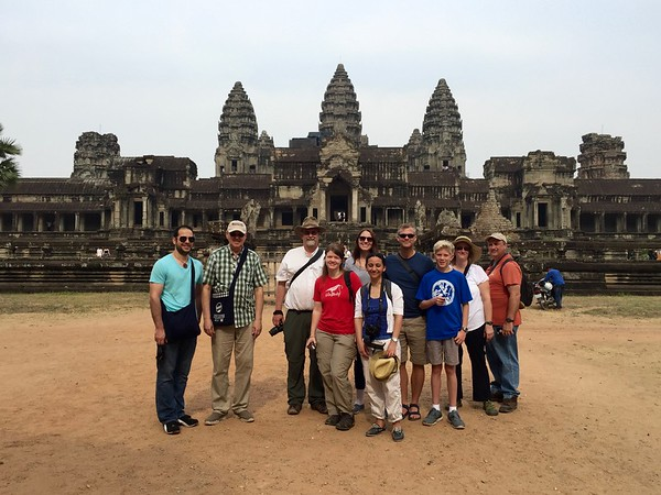 Amateur Traveler trip to Cambodia - Angkor Wat