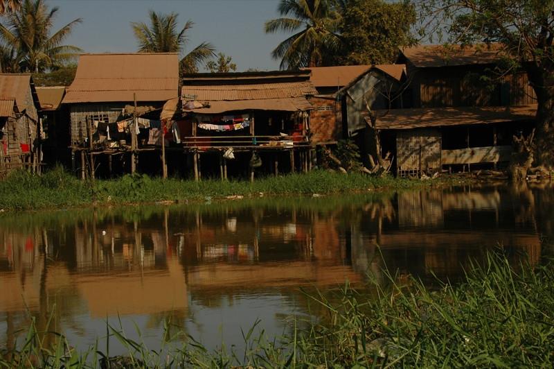 River Life - Siem Reap, Cambodia