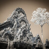 Detail at Banteay Srei.