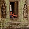 RTW Trip - Ta Prohm, Cambodia