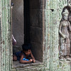 RTW Trip - Siem Reap, Cambodia<br /> Temples of Angkor (Ta Prohm)