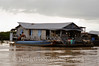 Tonle Sap Lake - Vietnamese Floating Village - House Boat 2