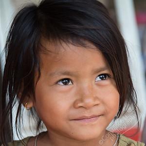 Village - child