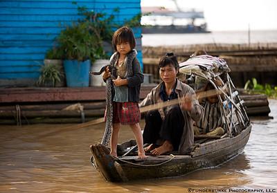 Lake Tonle Sap