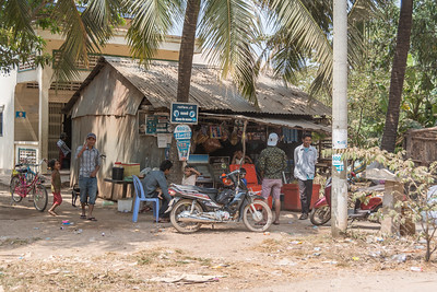 Village - shop