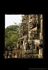 Stone Window View - Angkor Thom