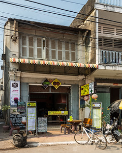 Kampot - street