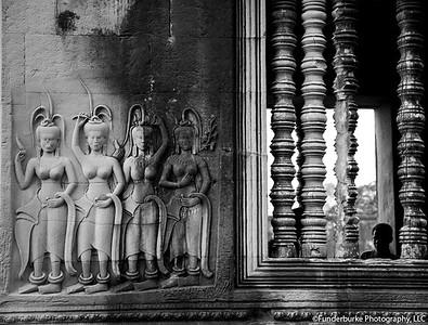 Inner Pavilion - Angkor Wat
