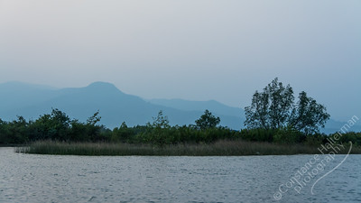 Kampot River - twilight