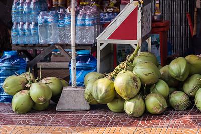 Kampot - refreshment