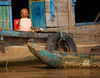 Floating Home - Lake Tonle Sap