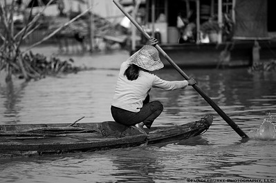 Life on Lake Tonle Sap