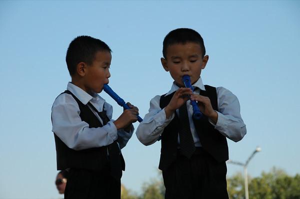 Young Kyrgyz Musicians - Bishkek, Kyrgyzstan