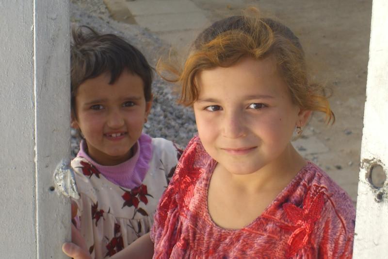 Tajik Kids - Dushanbe, Tajikistan