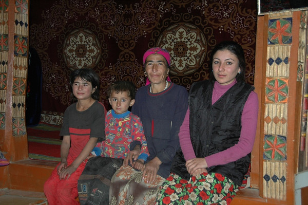 Pamiri Family Homestay - Pamir Mountains, Tajikistan