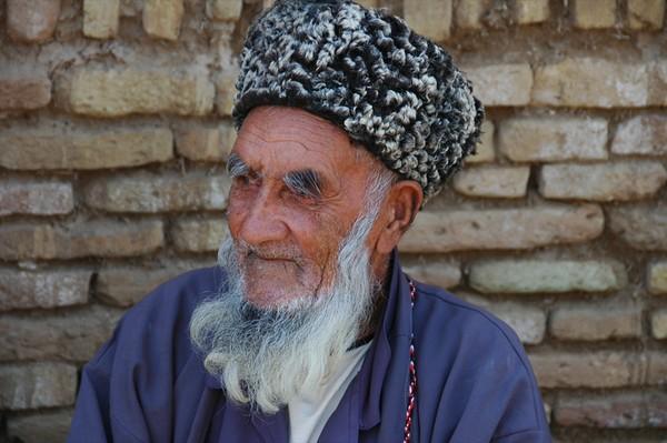 Old Mullah - Merv, Turkmenistan