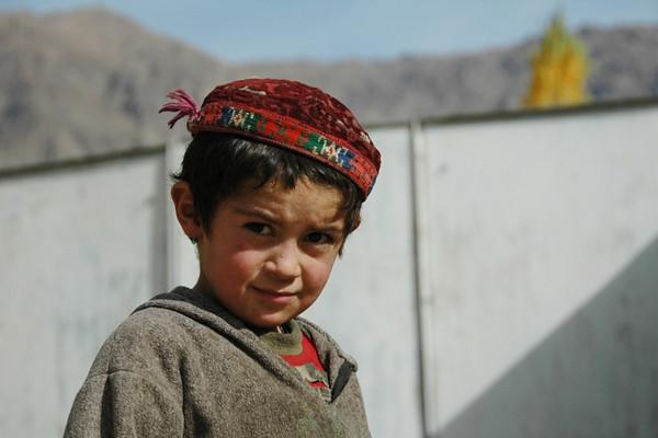 Young Pamiri Boy - Pamir Mountains, Tajikistan