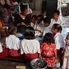 AS 245 - Indonesia, Lembata, Orphanage in Lamahora, Breakfast