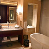 Luxurious bathroom at Regent Beijing Hotel