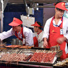 Beijing food market