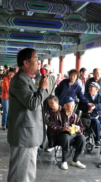 Opera at the Temple of Heaven
