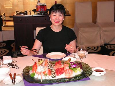 A Birthday in Zhuhai