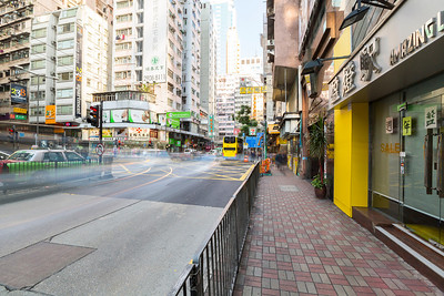 Wan Chai Road - Hong Kong, China S.A.R. (香港特区)