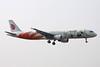 "B-6365 Airbus A321-213 c/n 3655 Beijing-Capital/ZBAA/PEK ""Beautiful Sichuan"""