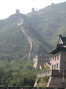 Juyongguan Pass section of the Great Wall