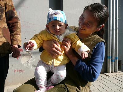 Proud Mom, 2010,Beijing, China