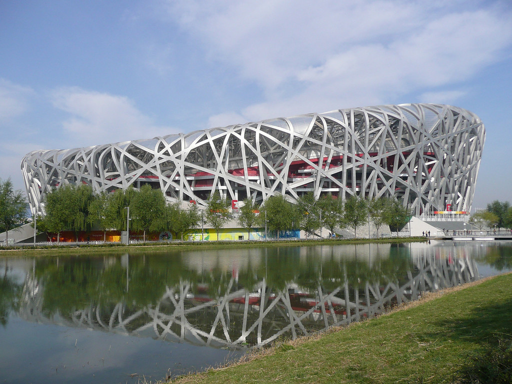 Birdnest, 2010,Beijing, China