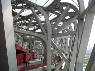 Beijing BirdNest Olympic Stadium , 2010