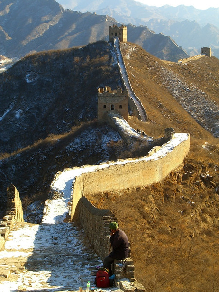Great Wall of China, Jingshanling - Beijing, China