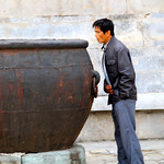 Ancient Chinese Fire Extinguisher – Beijing, China – Daily Photo