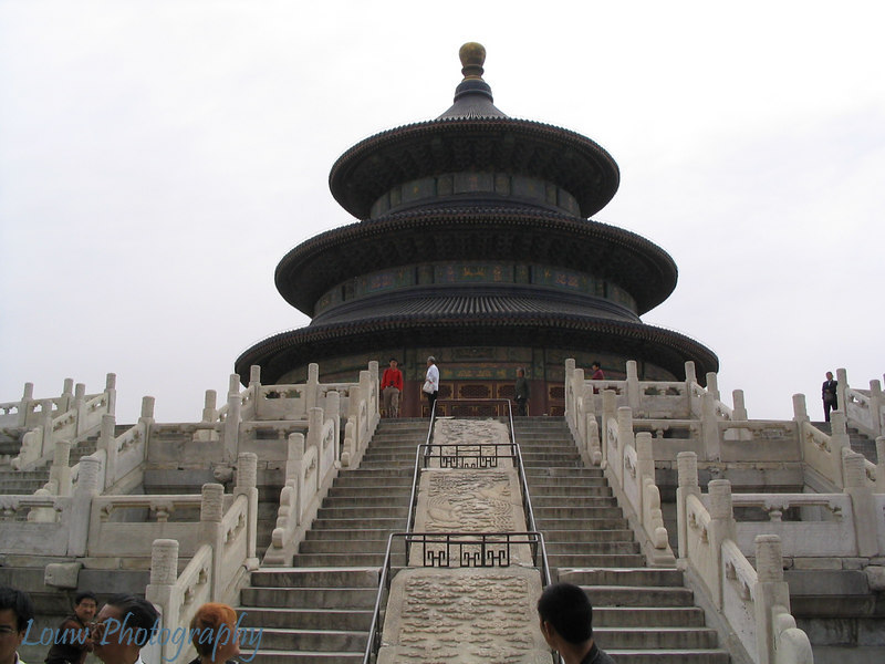 Hall of Praying for Good Harvests, Temple of Heaven, Beijing