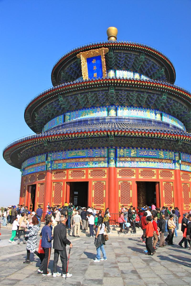 Hall of Prayer for Good Harvest - Beijing, China - Photo