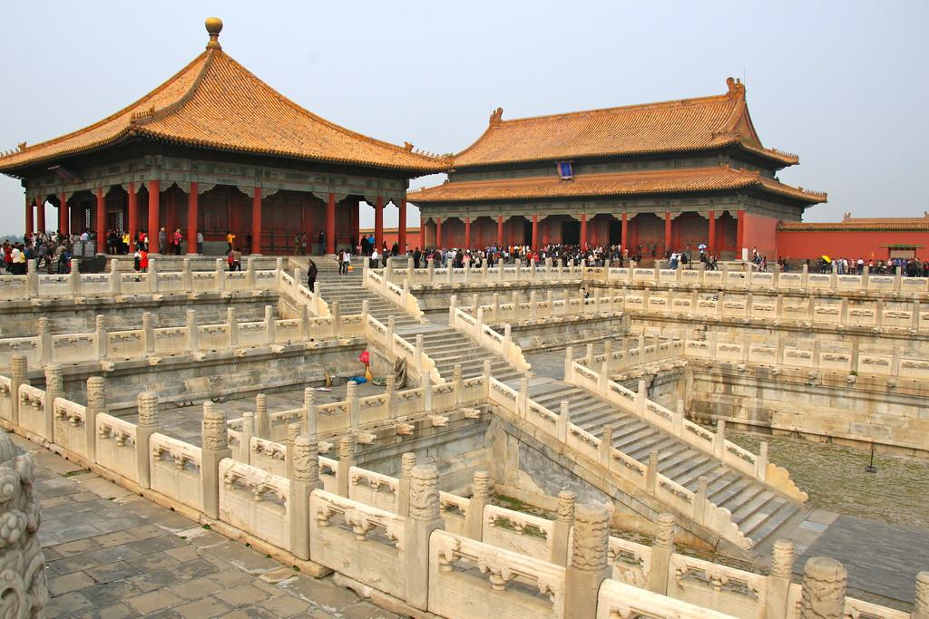 Forbidden City - Beijing, China - Photo