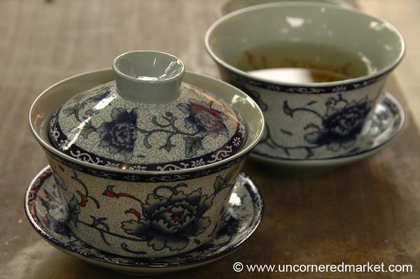 Chinese Tea - Sichuan, China