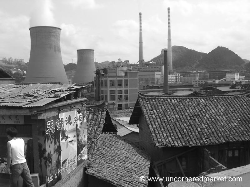 Chinese Factories - Guizhou Province, China