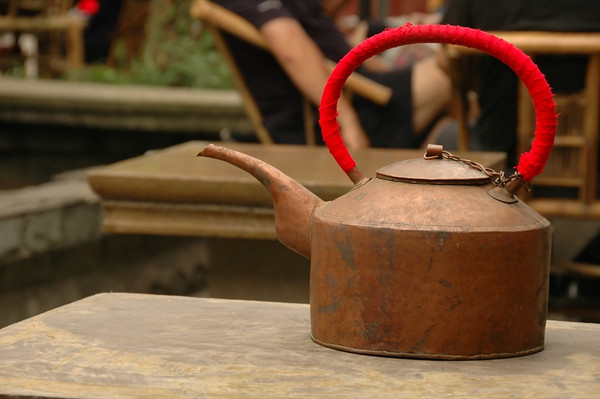 Tea Kettle - Chengdu, China