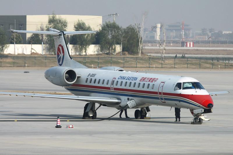 B-3051 Embraer ERJ-145LI c/n 14500898 Xi'an/ZLXY/XIY 12-11-12
