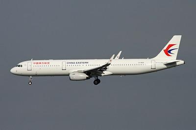 B-1858 Airbus A321-231 c/n 6305 Tokyo-Narita/RJAA/NRT 18-10-17