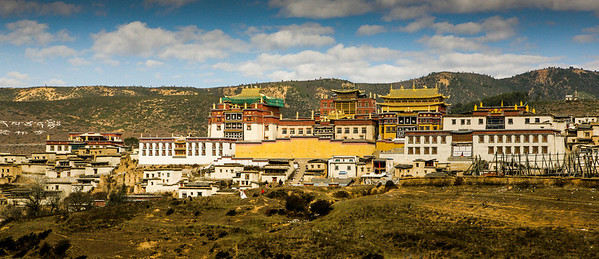 Sumzanling Monastery; Ganden Sumtseling Monastery