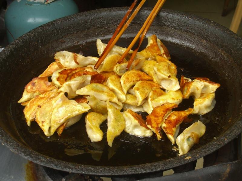 Chinese Fried Dumplings - Kaili, China